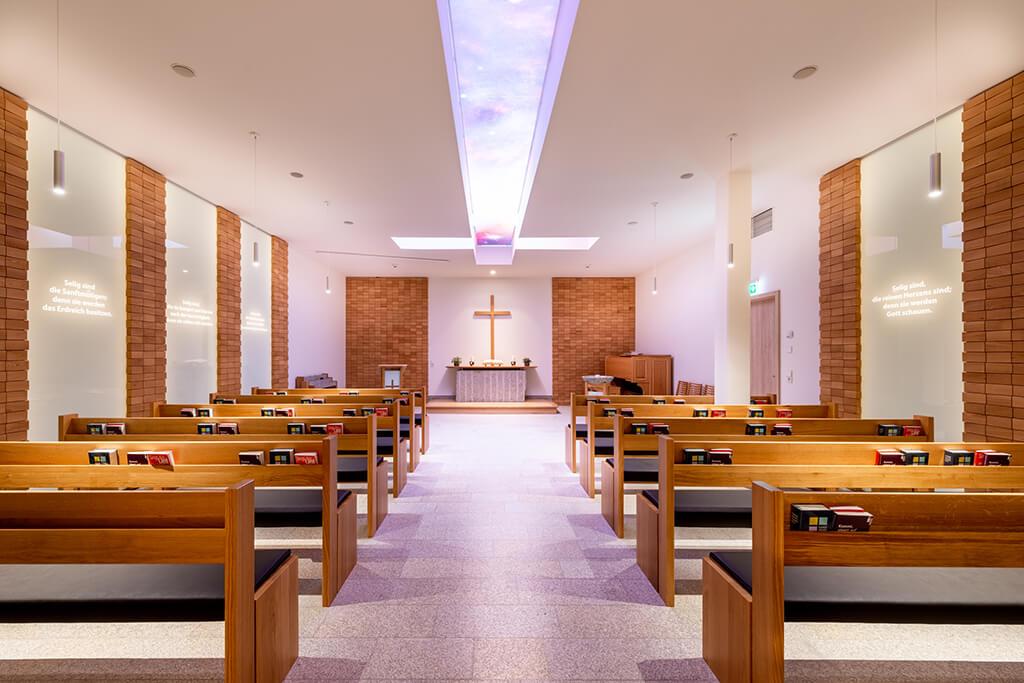Siebenquell Hotel – Kapelle