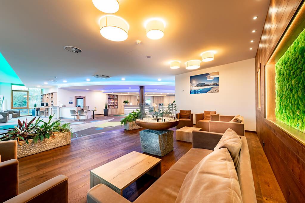 Siebenquell Hotel – Lobby